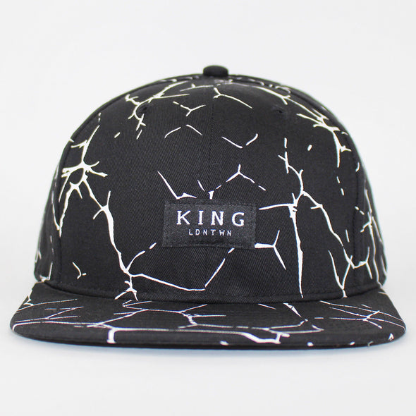 King Apparel Snapback Ethics Flat Cap