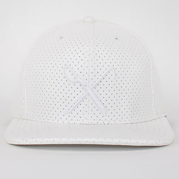 King Apparel Snapback Hard Graft Flat Cap