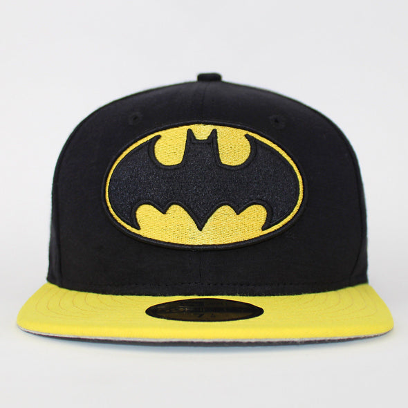 New Era 59FIFTY Batman DC Superhero 2 Tone Fitted Baseball Cap