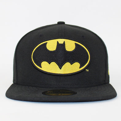 New Era 59FIFTY Batman DC Superhero Fitted Baseball Cap