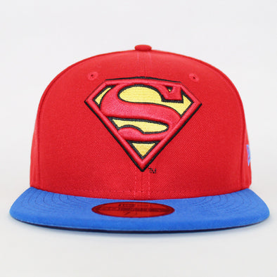 New Era 59FIFTY Superman DC Marvel Fitted Super Hero Baseball Caps