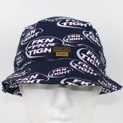 10 Deep FKN TIGHT All Over Print Bucket Hat