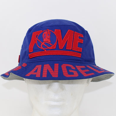 47 Brand Los Angeles Red Devils Hall of Fame Flat Cap Bucket Hat