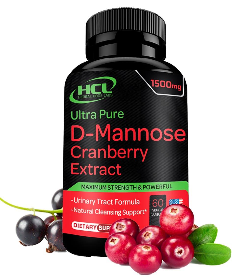 DMannose with Cranberry Extract