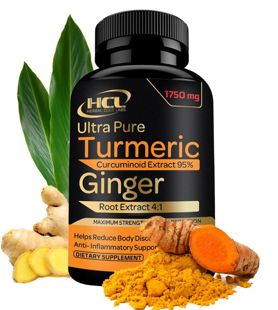 Turmeric Ginger Extract