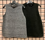 Ladies Mock Neck Top