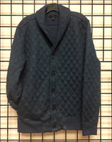 Men's Quilted Knit Jacket