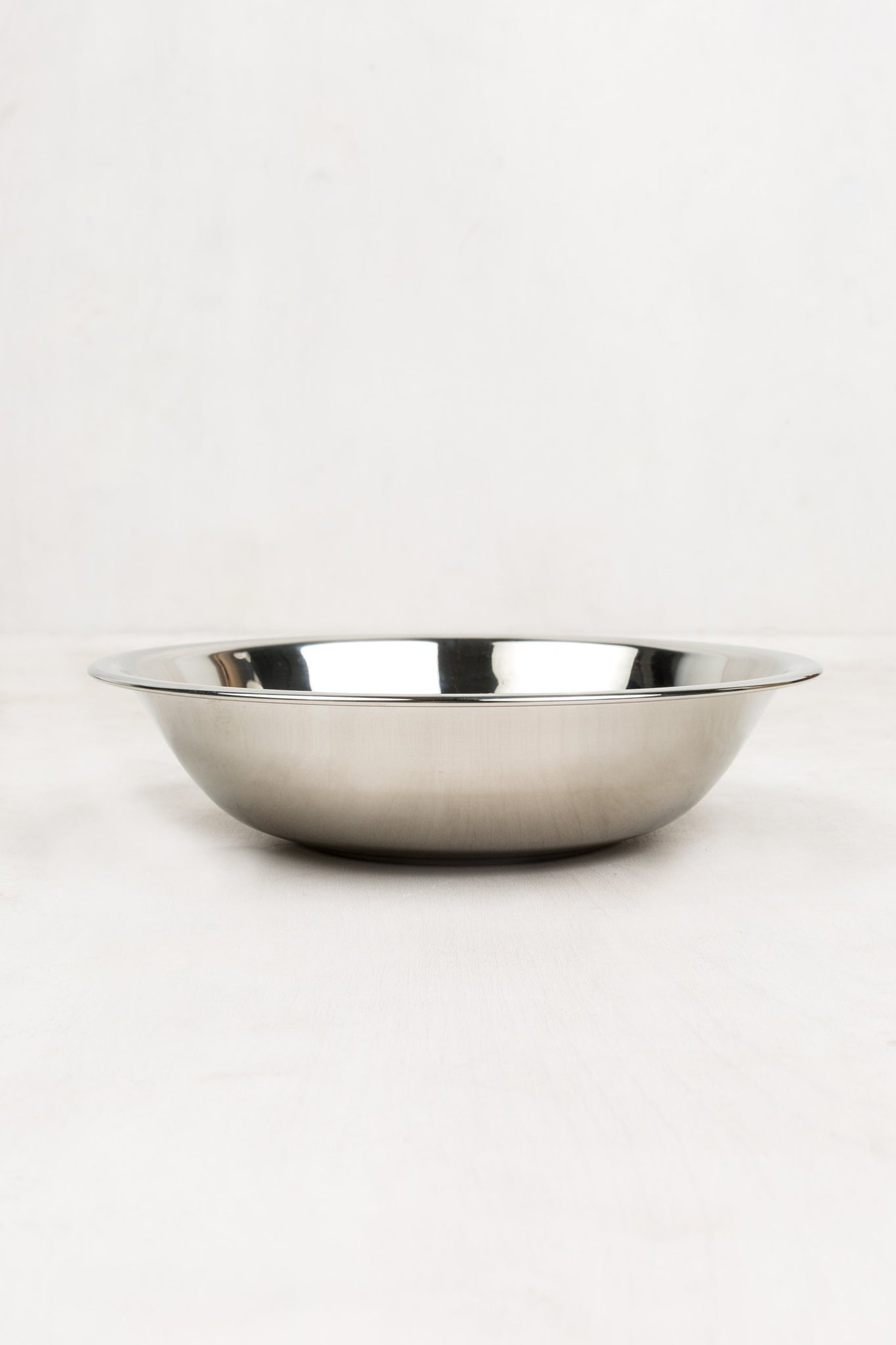 "GSI Glacier Stainless Steel 7"" Bowl"