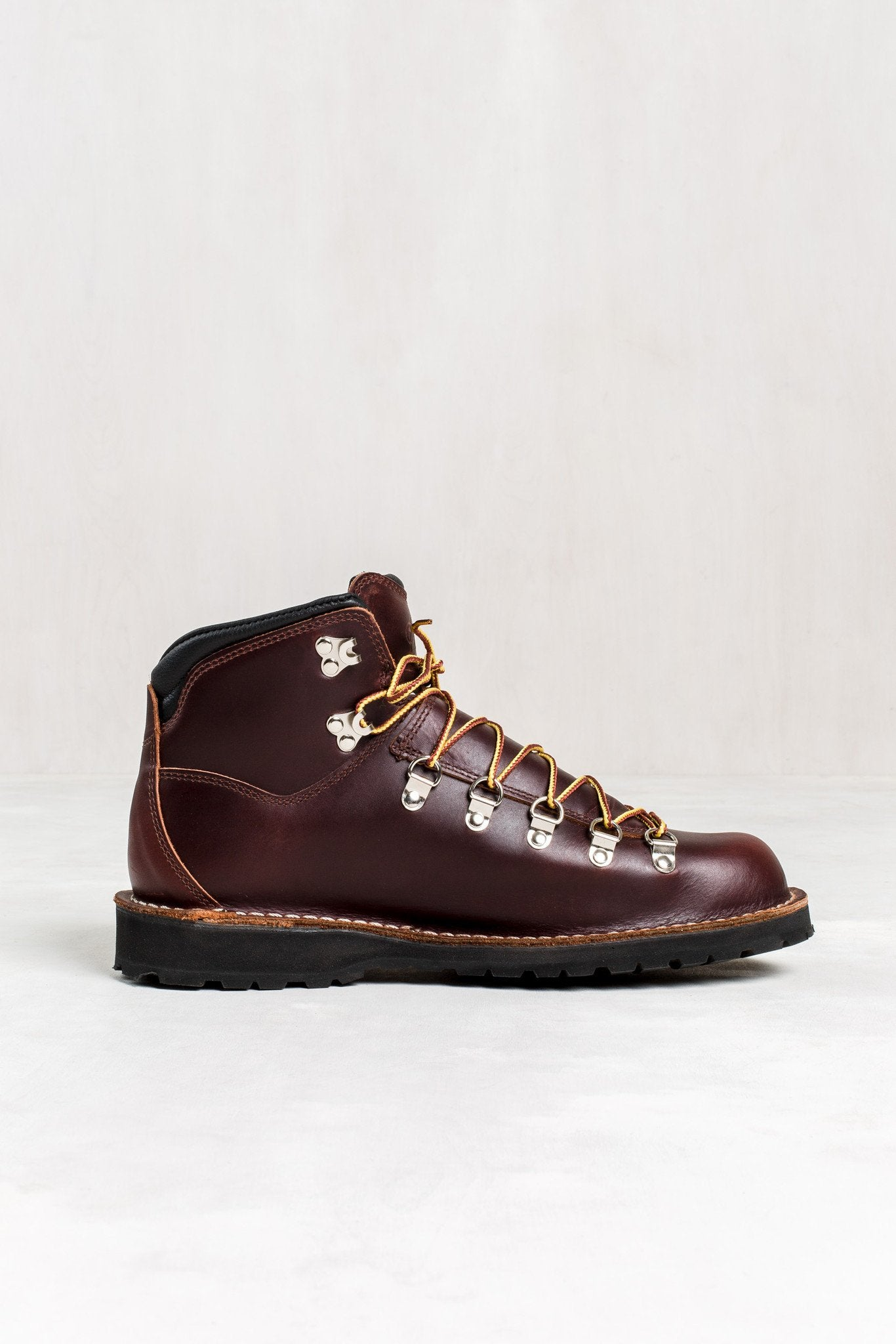 Men's Danner Mountain Pass Dark Brown Boot
