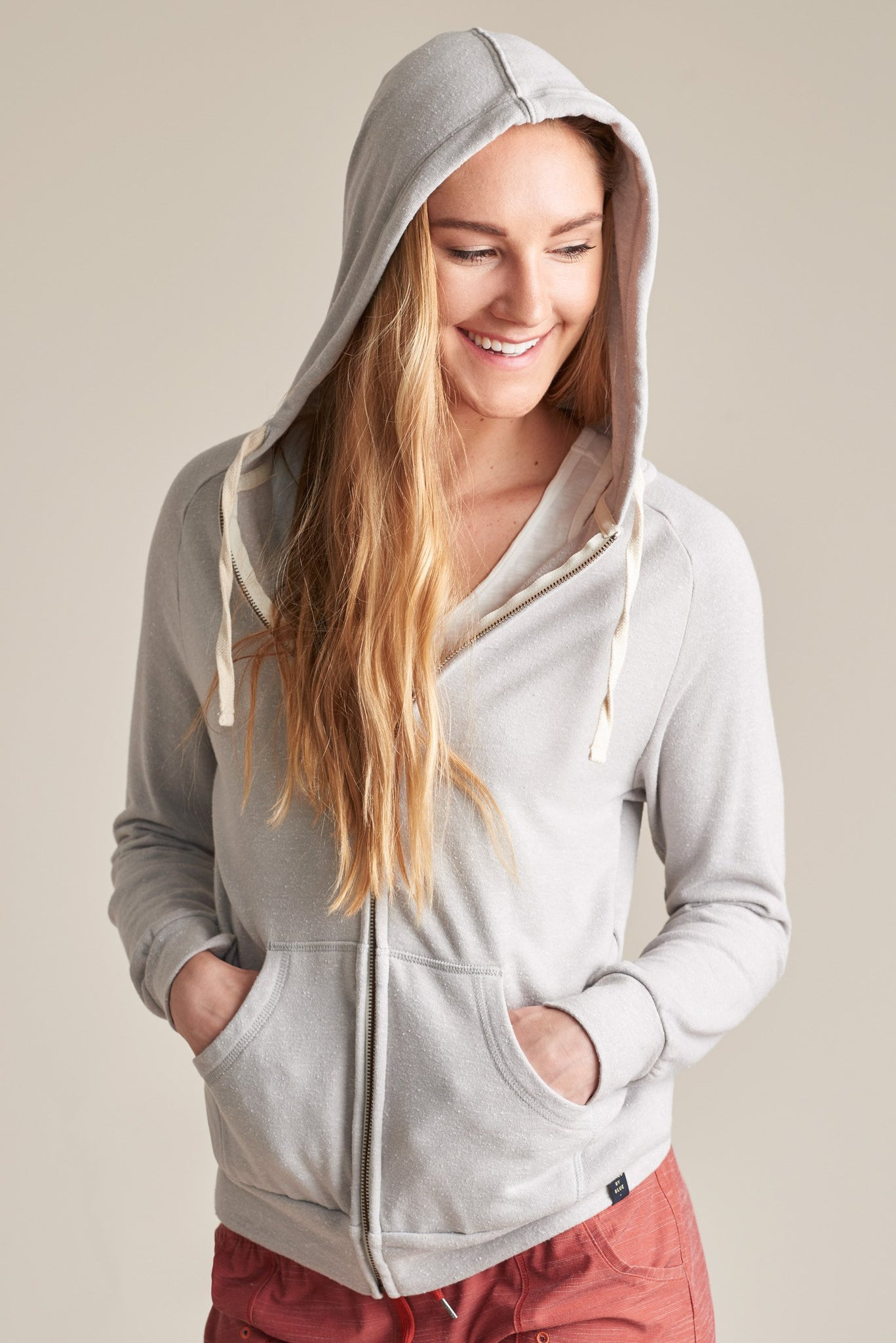 Women's Standard Zip Up Hoodie