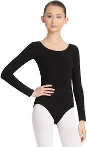 Mondor Essential Long Sleeve Leotard