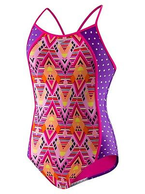 Speedo Diamond Geo One Piece