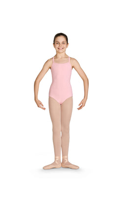 Bloch Diamante Strap Camisole Leotard
