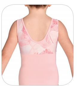 Bloch Printed Body Tank Leotard
