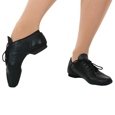 Capezio - Capezio Lace Up Jazz Oxford