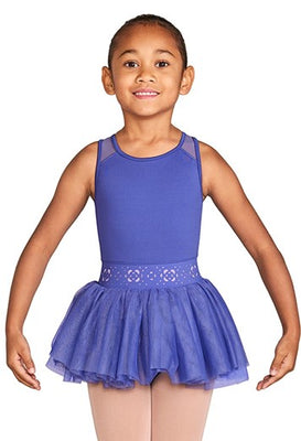 Bloch Laser Trim Tank Tutu Dress