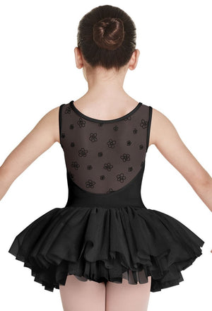 Bloch Daisy Flock Back Tutu Dress