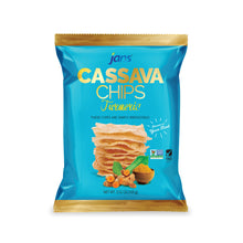 Load image into Gallery viewer, Jans Cassava Chips, Turmeric, 3.52 oz