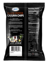 Jans Black Pepper Cassava Chips, 3 oz