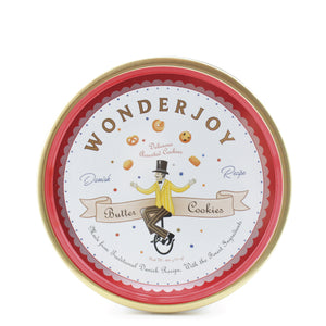 Wonderjoy Butter Cookies, 16 oz, Pack of 3
