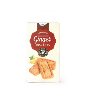Jans Speculaas Cookies, Ginger, 4.58 oz, Pack of 5