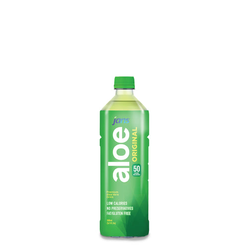 Jans Aloe Drink, Original, 500ml, Pack of 5