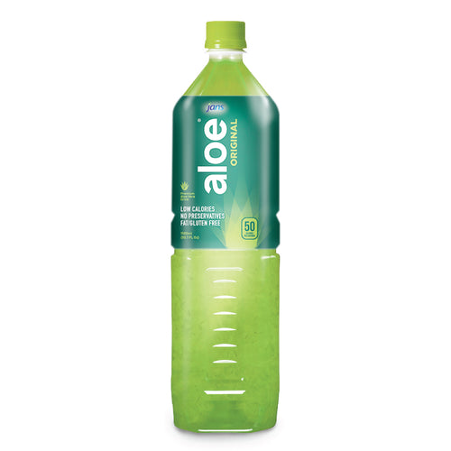 Jans Aloe Drink, Original, 1.5L, Pack of 3