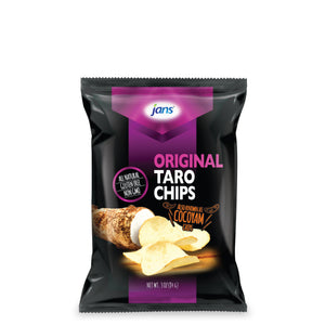 Jans Original Taro Chips, 3 oz