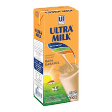 Load image into Gallery viewer, Ultra Milk - Caramel Flavored Milk, 6.76 oz, Pack of 24