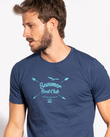CAMISETA SUMMER MARINO