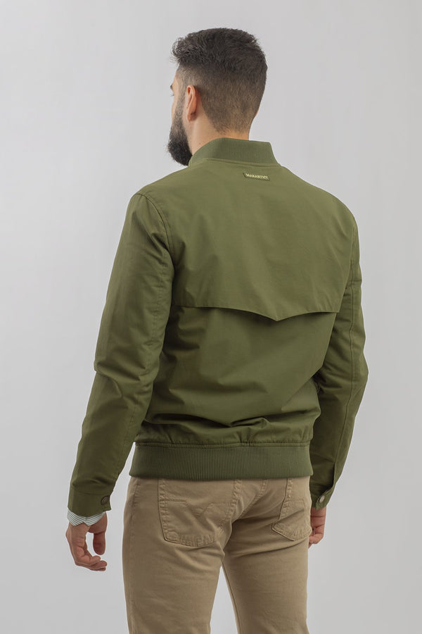 BOMBER WATER-REPELLENT KAKI