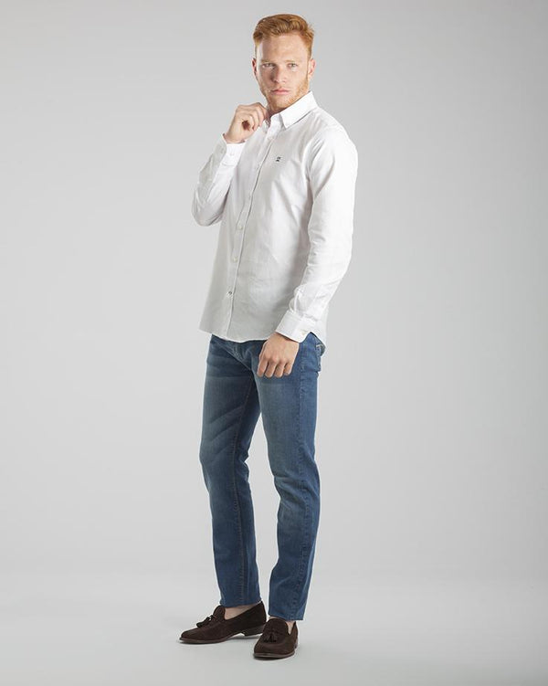 CAMISA CLASSIC OXFORD BLANCO