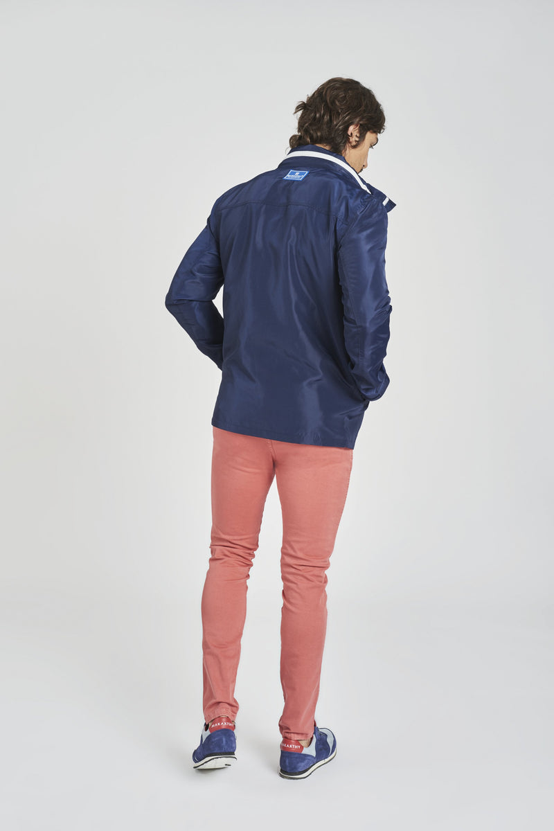 MULTICOLOR JACKET MARINO