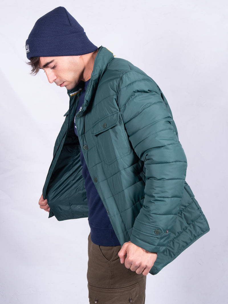 FOX JACKET VERDE OSCURO