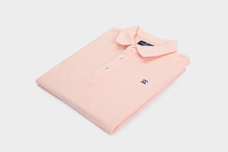 POLO VIGORE NARANJA
