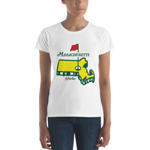 Women's Mass Golf T-Shirt
