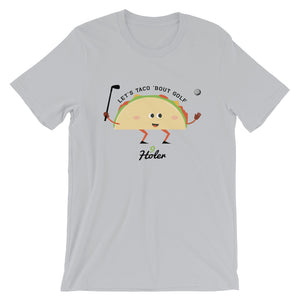Taco'bout Golf T-Shirt