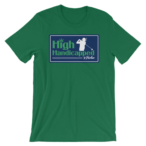 High Handicapped Golf T-Shirt