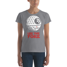 Women's Use the Fore t-shirt