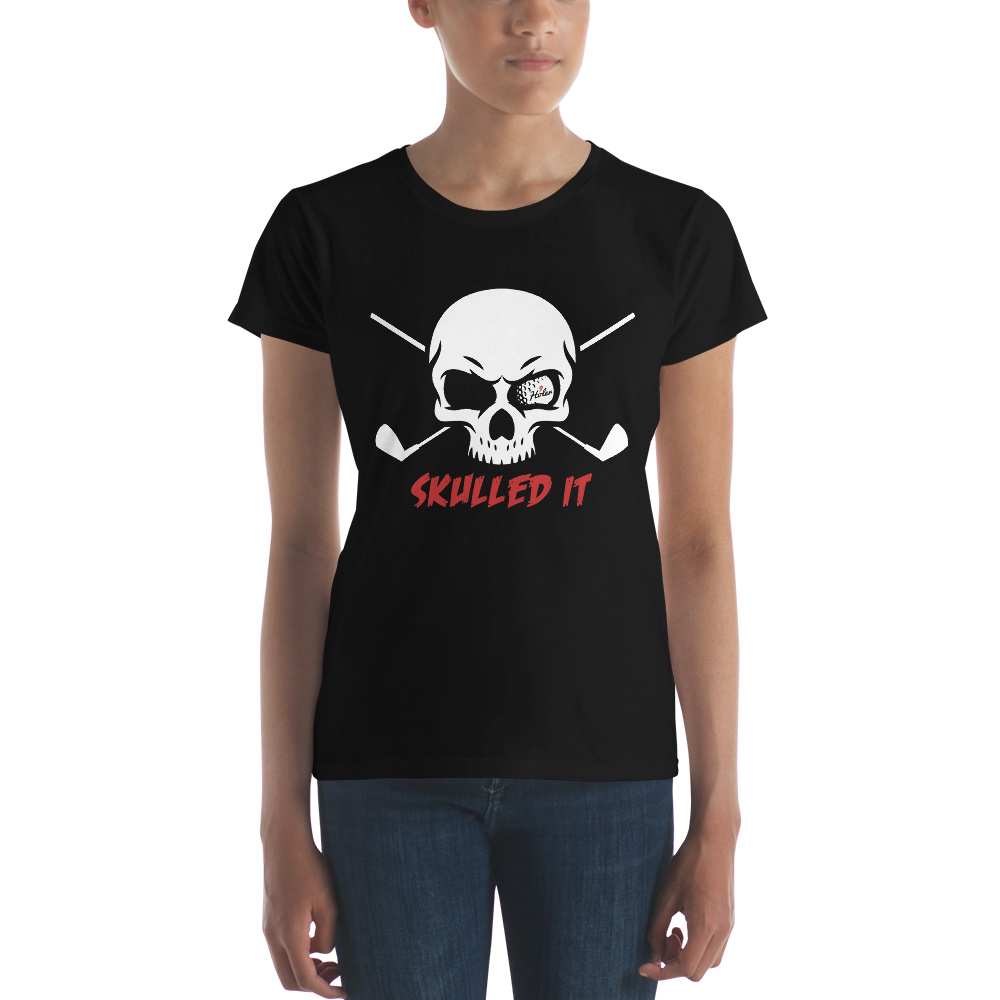 Women's Skulled It T Shirt