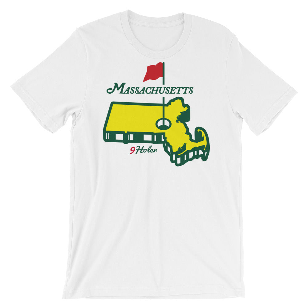 Mass Golf T-Shirt