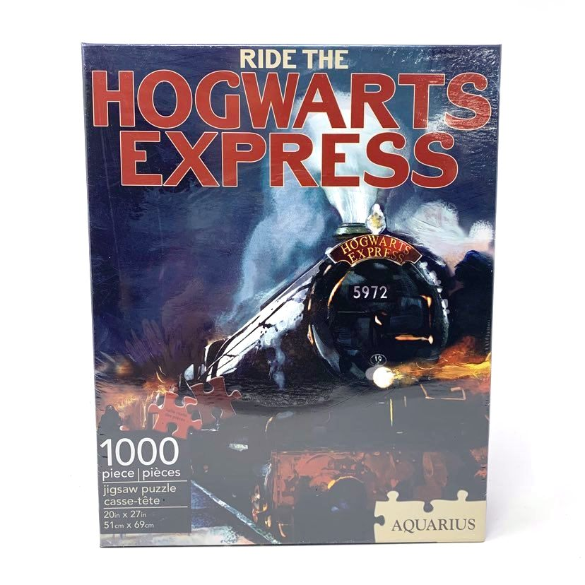 CASSE-TÊTE HARRY POTTER HOGWARTS EXPRESS 1000PCS HP65280