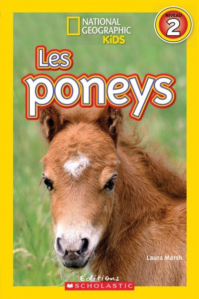 Poneys National Geographic Kids