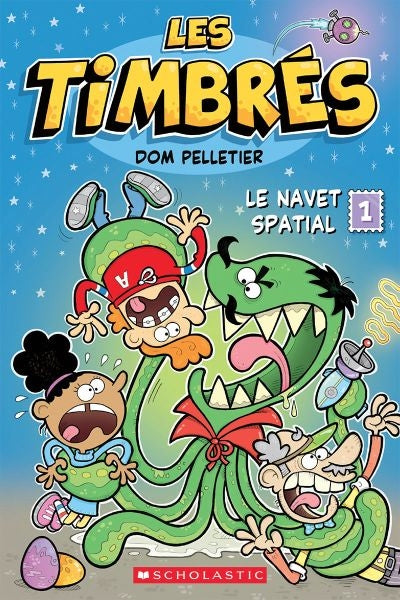 TIMBRES T1 LE NAVERT SPATIAL