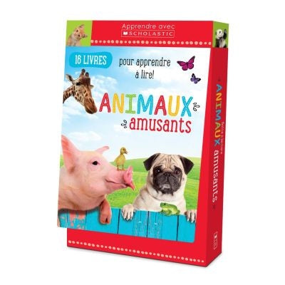 ANIMAUX AMUSANTS