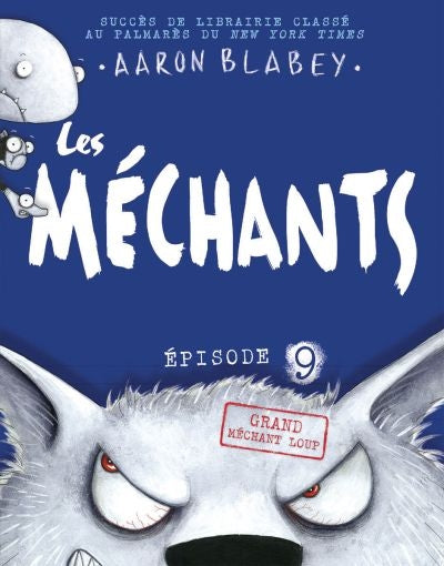 MECHANTS T6 GRAND MECHANT LOUP