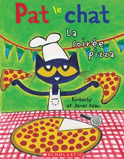PAT LE CHAT - LA SOIREE PIZZA