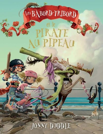 BABORD-TRIBORD ET LE PIRATE AU PIPEAU