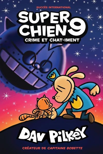 SUPER CHIEN VOL.9 CRIME ET CHAT-IMENT (A PARAITRE DEC)