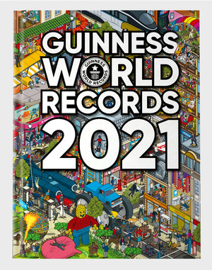 RECORDS GUINNESS 2021